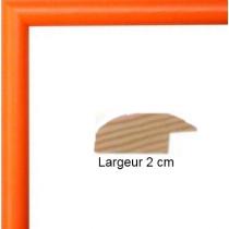 Hauteur en cm: 18 Largeur en cm: 13 Dos du cadre: Isorel Face avant: Plexiglas 1mm Accroche du cadre: Vertical