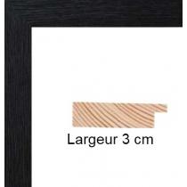 Hauteur en cm: 14.5 Largeur en cm: 20 Dos du cadre: Isorel Face avant: Plexiglas 1mm Accroche du cadre: Vertical