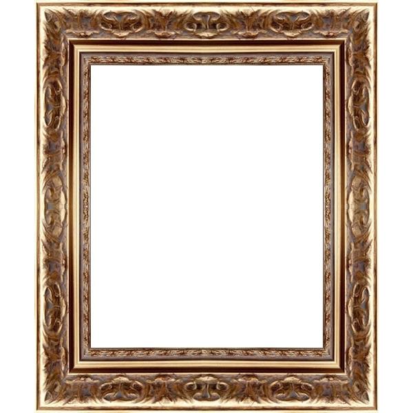 cadre photo style r gence dor largeur de 5 cm cadre tout format encadrement bois style. Black Bedroom Furniture Sets. Home Design Ideas