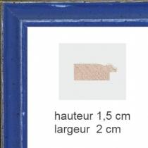 Hauteur en cm: 24 Largeur en cm: 18 Dos du cadre: Dos Medium 3 mm Face avant: Plexiglas 1mm Accroche du cadre: Vertical