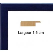 Hauteur en cm: 21 Largeur en cm: 15 Dos du cadre: Dos Medium 3 mm Face avant: Plexiglas 1mm Accroche du cadre: Vertical