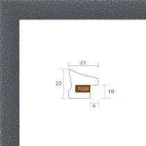 Face avant: Plexiglas 1mm Hauteur en cm: 15 Largeur en cm: 11 Dos du cadre: Dos Medium 3 mm Accroche du cadre: Vertical