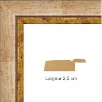 Face avant: Plexiglas 1mm Hauteur en cm: 13.5 Largeur en cm: 16.5 Dos du cadre: Dos Medium 3 mm Accroche du cadre: Horizontal