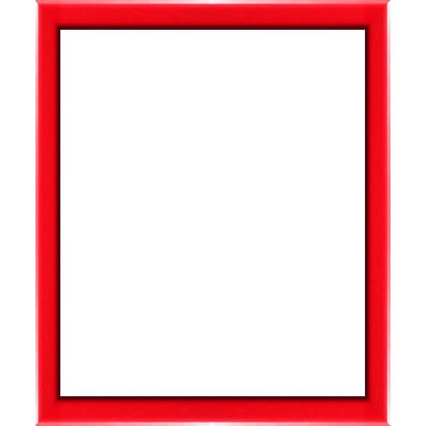 Encadrement bois pour photos plat laqu rouge avec verre et dos votre cadre - Cadre photo rouge design ...