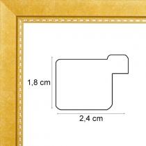 cadre jaune sur mesure encadrez affiches photos avec. Black Bedroom Furniture Sets. Home Design Ideas