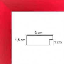 profil cadre photo rouge ferrari