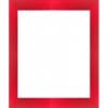 cadre photo rouge ferrari