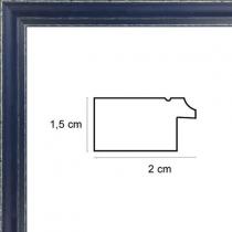 Face avant: Plexiglas 1mm Hauteur en cm: 15 Largeur en cm: 10 Dos du cadre: Dos Medium 3 mm Accroche du cadre: Horizontal