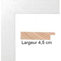 Cadre Et Encadrement Cadre Blanc Sur Mesure Et Standard
