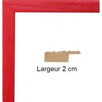 Hauteur en cm: 21 Largeur en cm: 15 Dos du cadre: Isorel Face avant: Plexiglas 1mm Accroche du cadre: Horizontal
