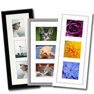 cadres photos en bois et cadres p le m me multi photo arte cuadro deco sl. Black Bedroom Furniture Sets. Home Design Ideas